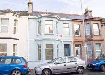 Thumbnail 3 bed terraced house for sale in Grenville Road, St Judes, Plymouth