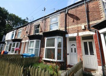 Thumbnail 2 bed terraced house to rent in Poplar Avenue, Reynoldson Street, Hull