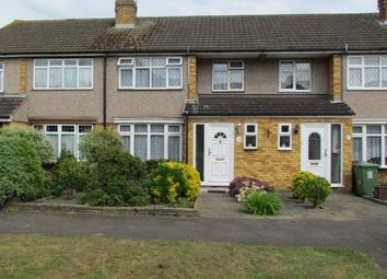 Thumbnail 3 bed terraced house for sale in Hanbury Close, Cheshunt