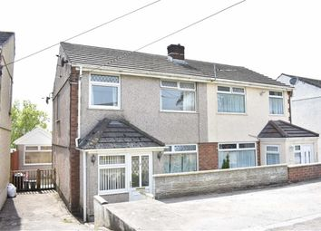 Thumbnail 3 bed semi-detached house for sale in Penybanc Lane, Gorseinon, Swansea