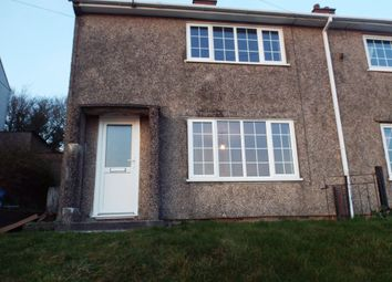 Thumbnail Semi-detached house to rent in Prosser Close, Carmarthen
