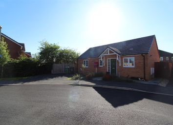Thumbnail 2 bed detached bungalow for sale in Lawford Gardens, Gobowen, Oswestry