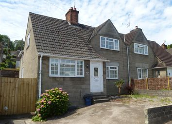 Thumbnail 3 bed semi-detached house to rent in Hardwick Avenue, Garden City, Chepstow