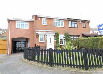 Thumbnail 4 bedroom property for sale in Harvest Close, Upper Gornal, Dudley