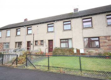 Thumbnail 2 bed terraced house for sale in Hamilton Crescent, Newtongrange, Dalkeith