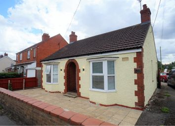Thumbnail 3 bed detached bungalow for sale in High Street, Conningsby