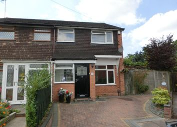 Thumbnail 3 bedroom semi-detached house for sale in Allwell Drive, Birmingham