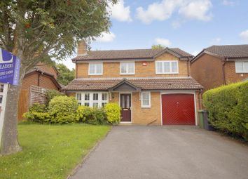 Thumbnail 4 bed detached house for sale in Holdenhurst Close, Clanfield, Waterlooville