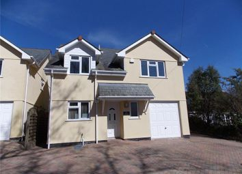 Thumbnail 4 bed detached house for sale in Carlyon Road, Playing Place, Truro