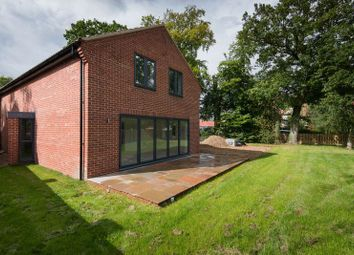 Thumbnail 3 bedroom detached house for sale in Poringland Road, Stoke Holy Cross, Norwich