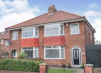 3 bed semi-detached house for sale in Brandsby Grove, York YO31