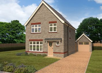 Thumbnail 3 bedroom detached house for sale in Tinkinswood Green, St Nicholas, Vale Of Glamorgan