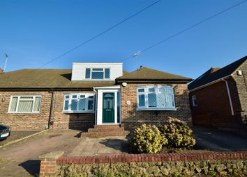 Thumbnail 3 bed bungalow for sale in The Drive, Gravesend