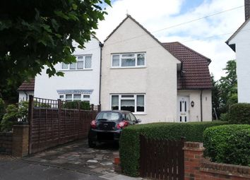 Thumbnail 2 bed semi-detached house for sale in Pepys Crescent, Arkley, Barnet