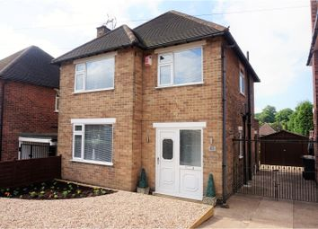 Thumbnail 3 bed detached house for sale in Cedarland Crescent, Nuthall