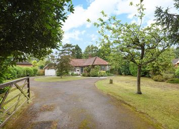 Thumbnail 2 bed detached bungalow for sale in Tintagel Road, Wokingham