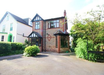 Thumbnail 4 bed detached house for sale in Glebelands Road, Sale