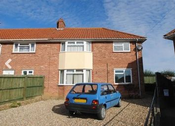 Thumbnail 3 bed semi-detached house to rent in Willbye Avenue, Diss