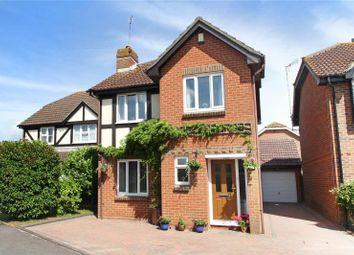 Thumbnail 3 bed detached house for sale in Kendal Close, Littlehampton
