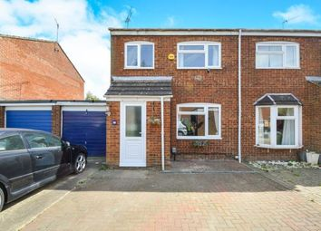 Thumbnail 3 bed semi-detached house for sale in Nantwich, Freshbrook, Swindon, Wiltshire