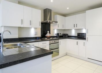 Thumbnail 3 bed town house for sale in Dramsell Rise, St. Neots