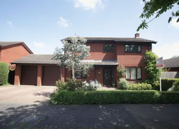 Thumbnail 4 bed detached house for sale in Fairways, Two Mile Ash, Milton Keynes