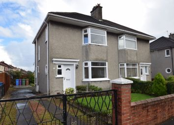 Thumbnail 3 bed semi-detached house for sale in Ladyhill Drive, Baillieston, Glasgow