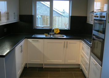 Thumbnail 2 bed detached bungalow to rent in Rosehill Close, Saxilby, Lincoln, Lincolnshire.