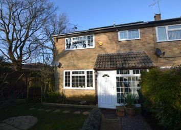 Thumbnail 3 bed end terrace house for sale in Birch Close, Bordon