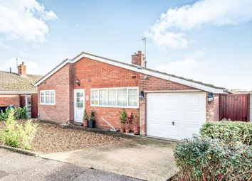 Thumbnail 3 bed bungalow for sale in Neville Crescent, Bromham, Bedford, Bedfordshire