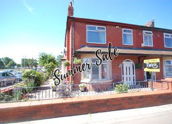 3 bed end terrace house for sale in Queen Victoria Road, Blackpool, Lancashire FY1