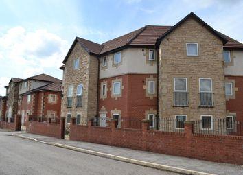 Thumbnail 2 bed flat for sale in Deardon Street, Bury