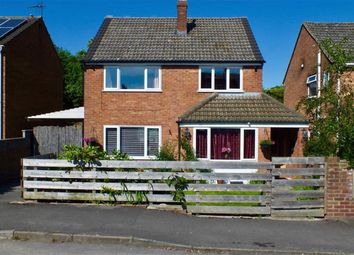 Thumbnail 4 bed detached house for sale in Quarry Gardens, Cam