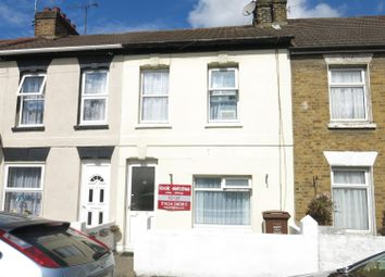 Thumbnail 3 bed terraced house to rent in King Street, Gillingham