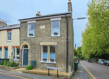 Thumbnail 4 bedroom end terrace house for sale in Fisher Street, Cambridge
