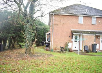 Thumbnail 2 bed end terrace house for sale in Heron Close, Biggleswade, Bedfordshire