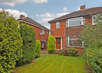 Thumbnail 3 bedroom semi-detached house for sale in Braces Lane, Marlbrook, Bromsgrove
