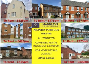 Thumbnail 9 bed detached house for sale in Market Street, Wellington, Telford