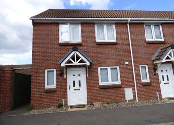 Thumbnail 2 bed end terrace house to rent in Monarch Road, Crewkerne, Somerset