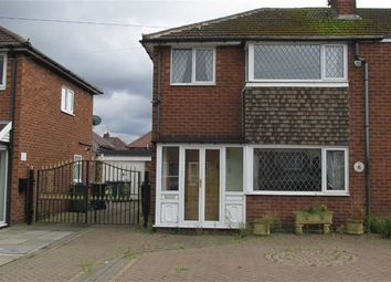 Thumbnail 3 bedroom semi-detached house to rent in Ash Drive, West Bromwich