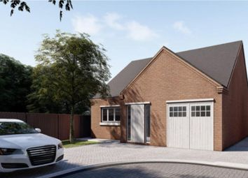Thumbnail 3 bed detached bungalow for sale in Uppingham Road, Humberstone, Leicester