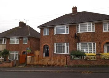 Thumbnail 3 bed semi-detached house for sale in Stanley Street, Rothwell, Kettering, Northamptonshire