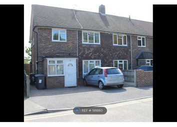 Thumbnail 3 bed semi-detached house to rent in Crown Gardens, Canterbury
