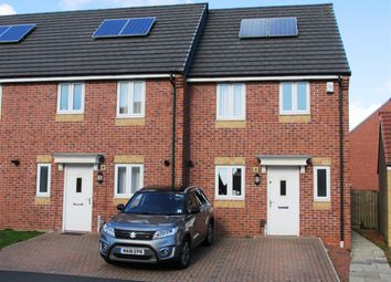 3 bed link-detached house for sale in Brookville Crescent, West Denton, Newcastle Upon Tyne NE5