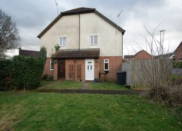 Thumbnail 1 bed terraced house to rent in Plover Close, Andover