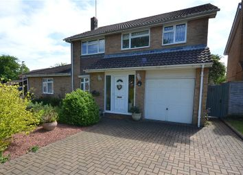Thumbnail 5 bedroom detached house for sale in Wordsworth Avenue, Yateley, Hampshire