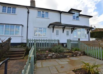 Thumbnail 2 bed terraced house to rent in The Homeyards, Shaldon, Devon
