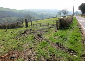 Thumbnail Land for sale in St Johns Church, Nr Nantgaredig, Carmarthenshire