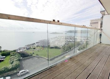 Thumbnail 2 bedroom flat to rent in Cliff Road, Plymouth