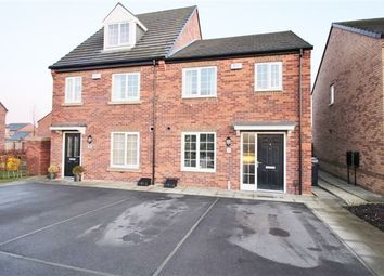 Thumbnail 3 bed semi-detached house for sale in Hassop Court, Waverley, Rotherham